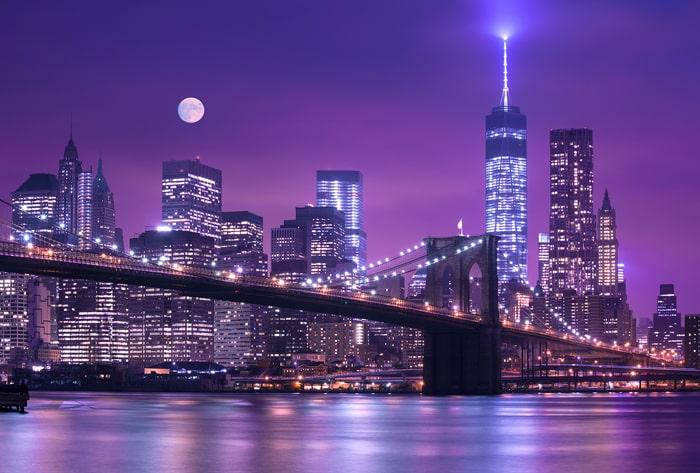 New York Oktober 2021
